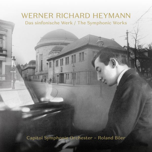 Cover CD Heymann